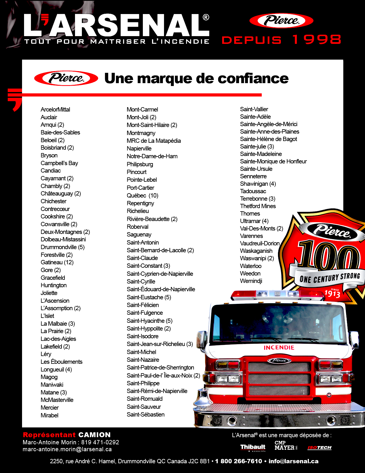 Verso-Info-camion