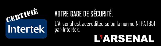 Certification Intertek-Larsenal