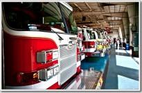 Camions de pompier Pierce en inventaire