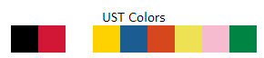 USTcolors