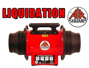 Liquidation Air Systems-article