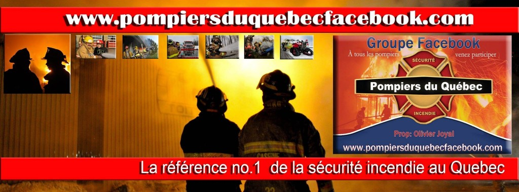 Pompier du Québec