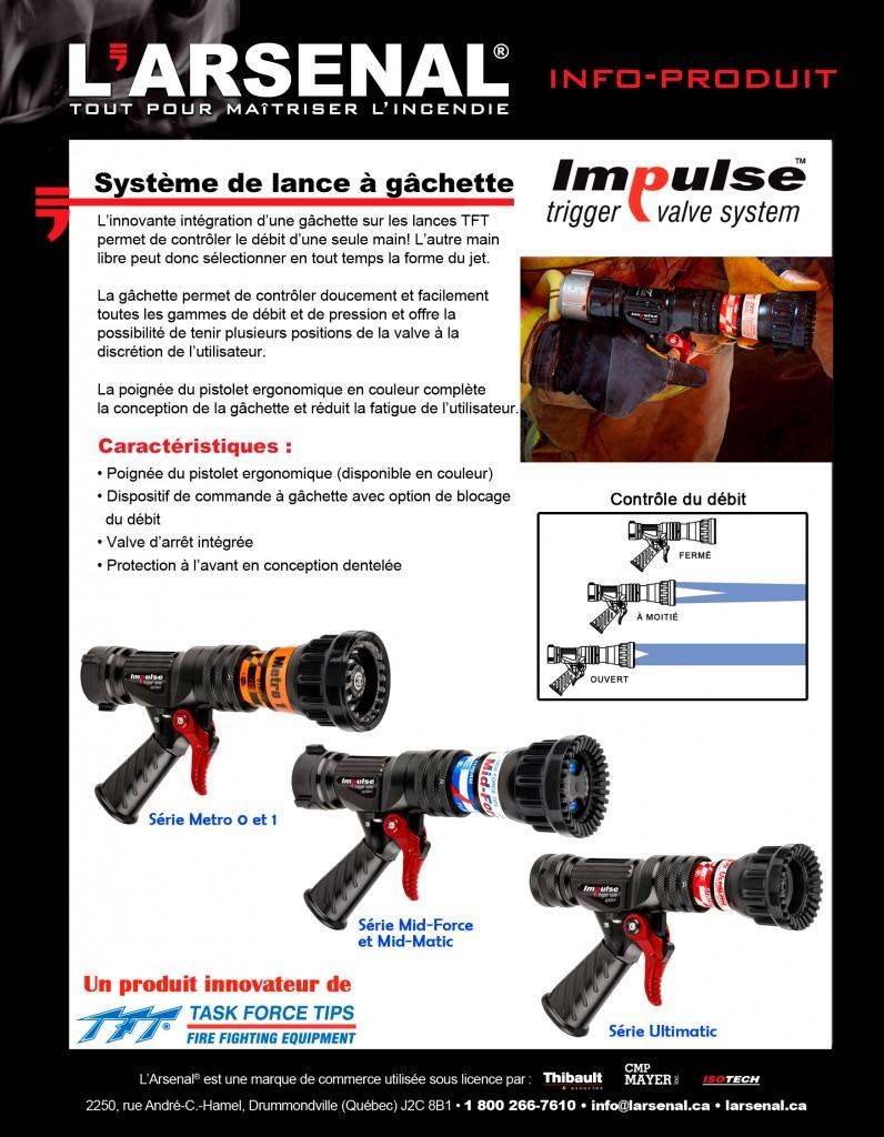 TFT - Lance IMPULSE