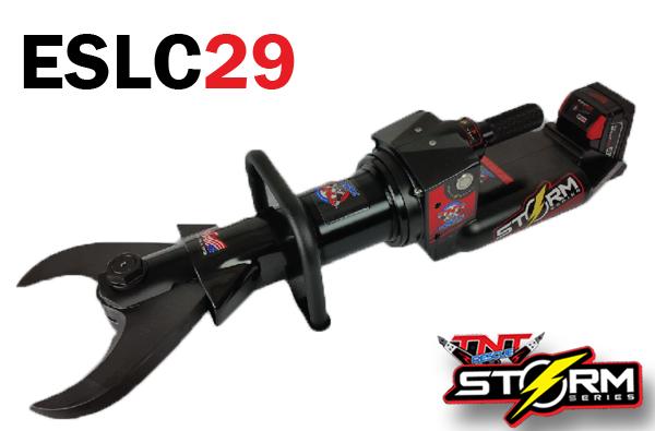 TNT outil noir à batterie ESL29