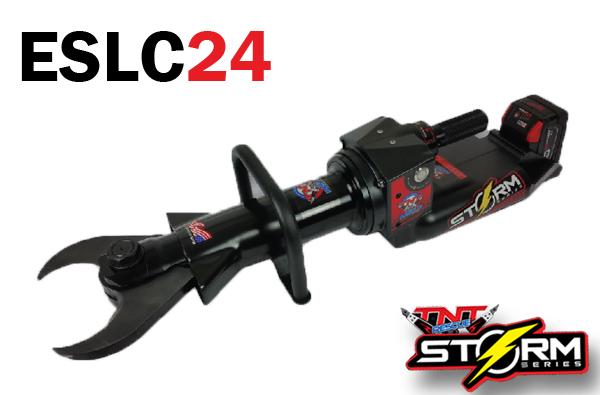 TNT outil noir à batterie ESLC24