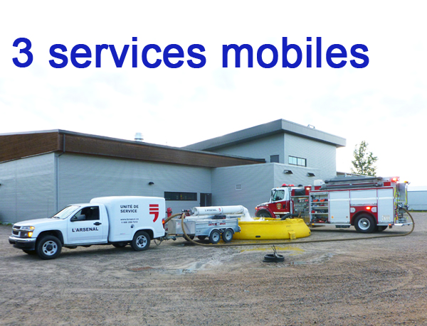 3 services mobiles