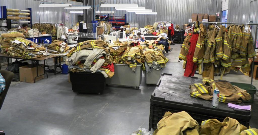 Centre de services vêtements 4
