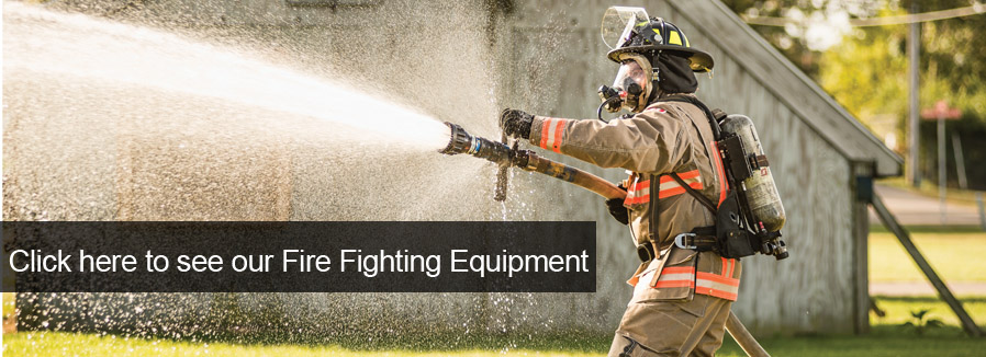 Click here to see our Fire Fighting Equipment