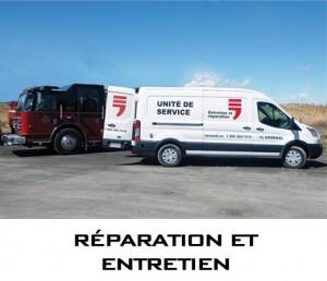 Réparation et entretien