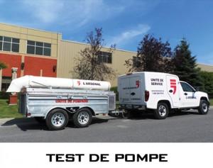 Test de pompe