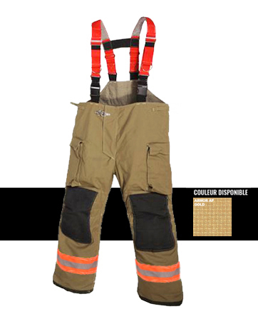 Armor Ap Gold Pant - Bandes rougea