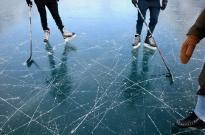 Équipements pour les patinoires - travaux publics