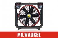 """Ventilateur à batterie Milwaukee 16"""" V16-BL de Super Vac"""