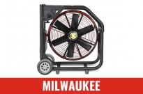 """Ventilateur à batterie Milwaukee 18"""" de Super Vac"""